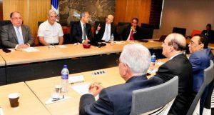 Pleno JCE y Gonzalo Castillo aclaran «puntos» del proceso de primarias