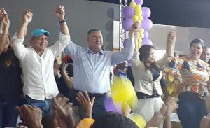 Proclaman precandidatura de Juan Péreza director distrito Hato del Yaque
