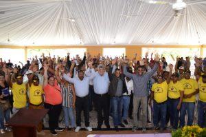 Rosa asegura el 6 octubre se abrirán «puertas del desarrollo de Santiago»