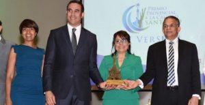 En Santiago el 93% cree Premio Provincial a la Calidad ha mejorado