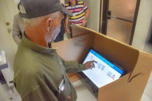 Adultos mayores ya saben votar con el nuevo sistema electoral
