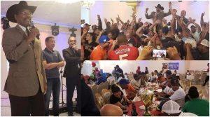 Taxistas dominicanos Bronx apoyan Rubén Díaz para Congreso de EU
