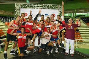 UNEV reinó con 27 orosen los Juegos Universitarios