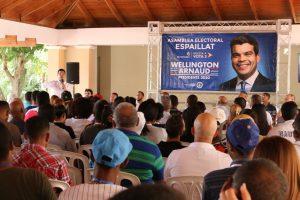 Arnaud critica el proselitismo de funcionarios a favor Gonzalo Castillo
