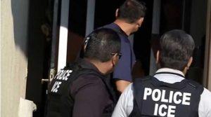 Arrestan 136 inmigrantes operativos en EE.UU.; incluyendo dominicanos