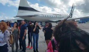 JetBlue confirma percance en un avión que salió de R. Dominicana
