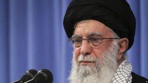 IRAN: Ayatolá dice no habrá conversaciones con EEUU