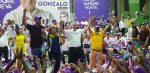Gonzalo Castillo asegura la gente quiere ver acciones con decencia