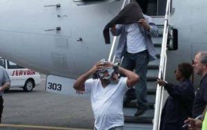 Llegan a RD otros 75 deportados desde EE.UU.