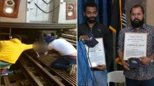 Presidente  Bronx declara héroes hombres rescataron niña dominicana