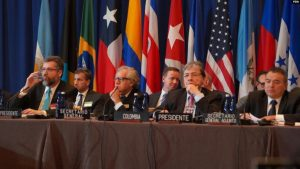 EEUU: Inicia en Nueva York reunión de cancilleres de la OEA por el TIAR