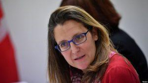 EEUU y Canadá sostienen «productiva» conversación sobre Venezuela