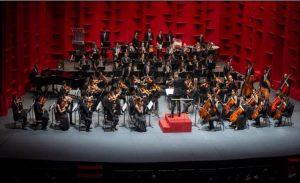 Concierto de gratitud de la Orquesta Sinfónica Nacional Juvenil