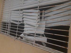 BARAHONA: Munícipes se excusan por destrucción Liceo Ramón Mella