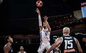 República Dominicana derrota Jordania en el Mundial de Baloncesto