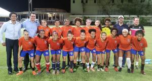 Selección femenina de fútbol busca su clasificación olímpica