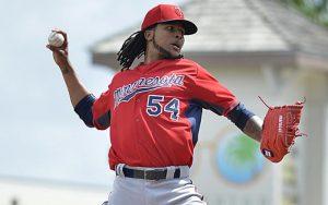 Ervin Santana participará en el preolímpico de beisbol
