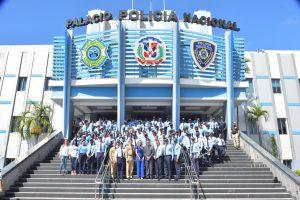 Celebran aniversario de la Policía Escolar