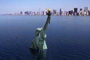Advierten sobre inundaciones en NY por rápido aumento nivel del mar
