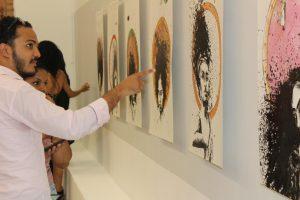 Exposición «PI» de Ezequiel Tavéras en el Centro Cultural de España