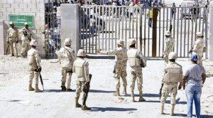R. Dominicana refuerza la vigilancia fronteriza por inestabilidad en Haití