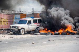 Oposición de Haití llama a una movilización general