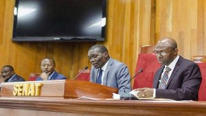 Presidente Senado de Haití niega implicación en prácticas corruptas