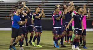 Histórica victoria de RD ante El Salvador en Liga de Naciones