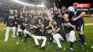 Yankees llegan a 100 victorias y aseguran título Este de la LA