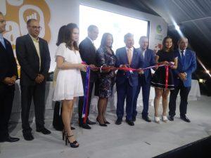 Cámara de Comercio inaugura la XXXII versión de Expo Cibao