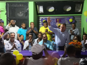 Radhamés Jiménez vaticina triunfo de Leonel será plebiscitario