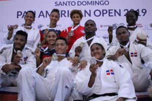 Florentino, Del Orbe, Medina y Nova ganan oro en Panam Open de Judo