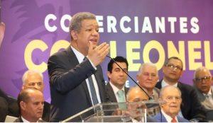 Leonel promete estabilidad, control dólar y seguridad ciudadana en RD