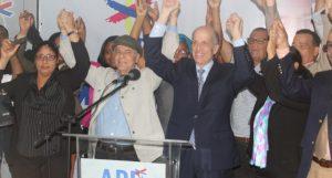 APD apoya a Manuel Jiménez para alcalde de Santo Domingo Este