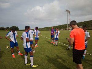 Fútbol dominicano inicia cruzada en la Liga de Naciones