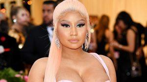 La rapera Nicki Minaj anuncia se retira de la música