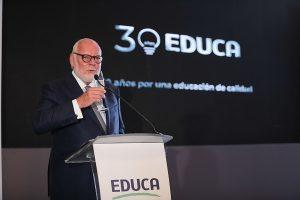 Educa lanza Observatorio de la Inversión Privada en Educación