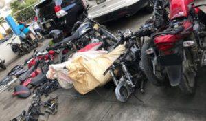 Desarticulan banda haitianos robaba motocicletas y las vendía en Haití