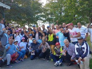 SALEM: Dirigentes del proyecto LAP se reunen con con seis precandidatos a diputado