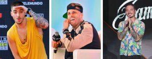Reguetoneros protestan por no ser nominados a los Latin Grammy