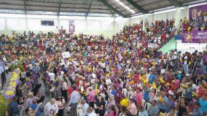 Leonel dice con fuerza del pueblo vencerá «arrogancia y prepotencia»