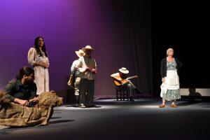 Ministerio de Cultura y Bellas Artes inauguran Festival Nacional de Teatro