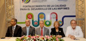 MICM y la UE apoyarán certificación 250 empresas en normas de calidad
