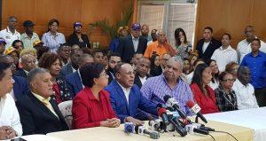 Viceministro de Trabajo anuncia respaldo precandidatura Leonel Fernández