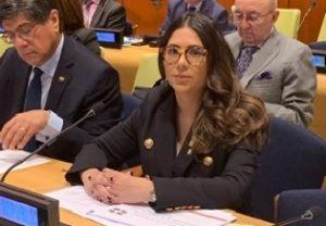 CONANI participa en la 74o asamblea general de la ONU