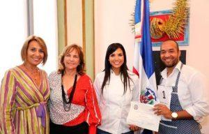 ROMA: Celebran con éxito el Primer Concurso Gastronómico Dominicano