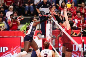 Japón vence RD en Copa del Mundo de Voleibol