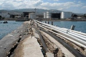 Arribarán a Haití 110 mil barriles de gasolina en contexto de crisis