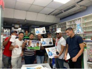 PANAMA: Dominicanos se empadronan en el PNVC