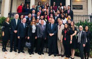 EU: Embajada RD inaugura Programa Líderes Visitantes